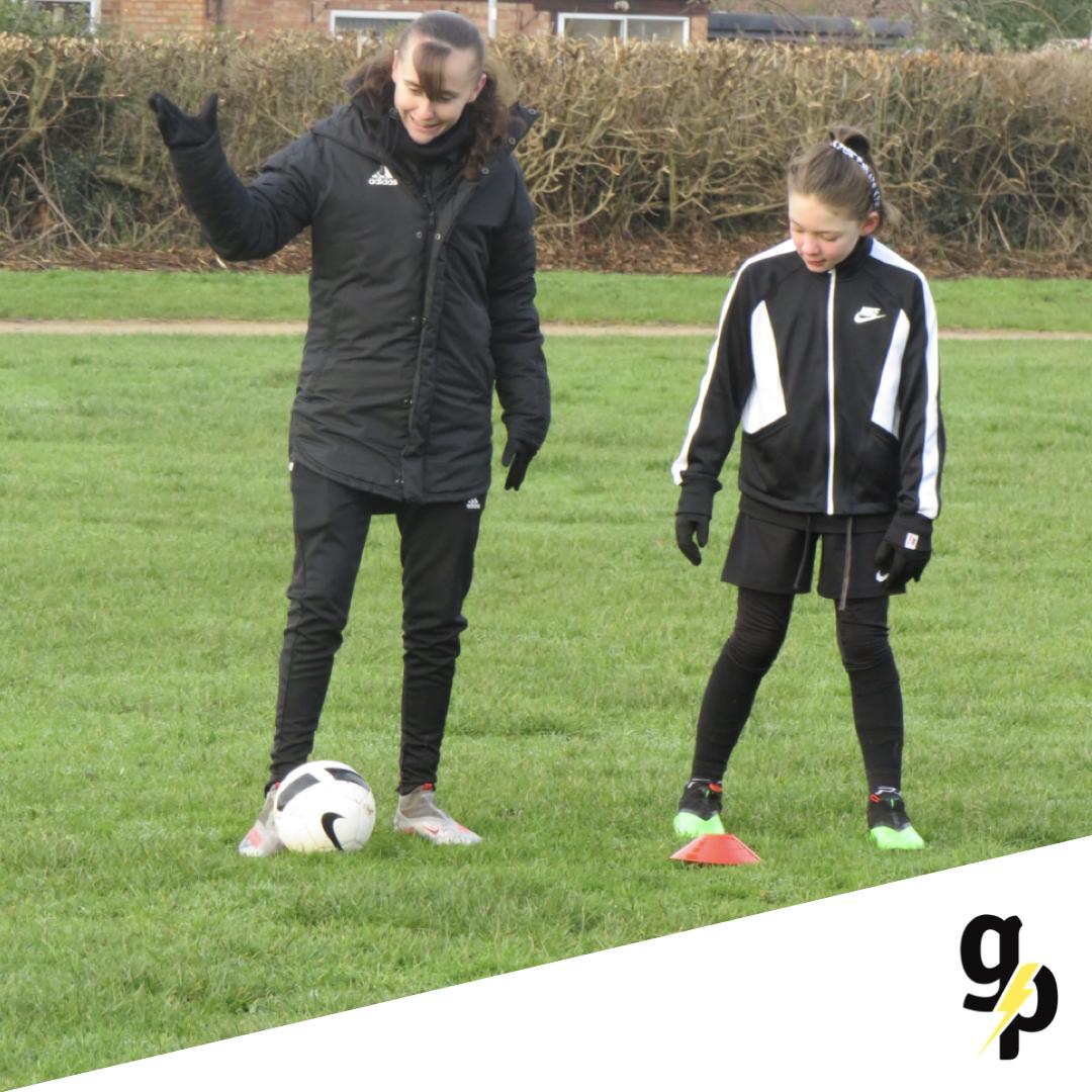 121 football training - Goal Power Coaching