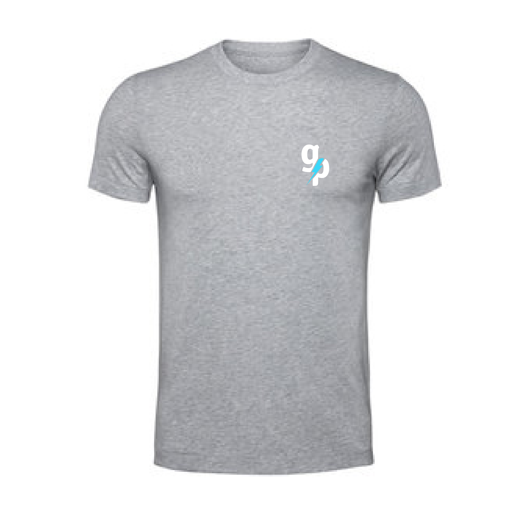 Goal Power - Classic GP Tee - Front – Blue – 2@2x