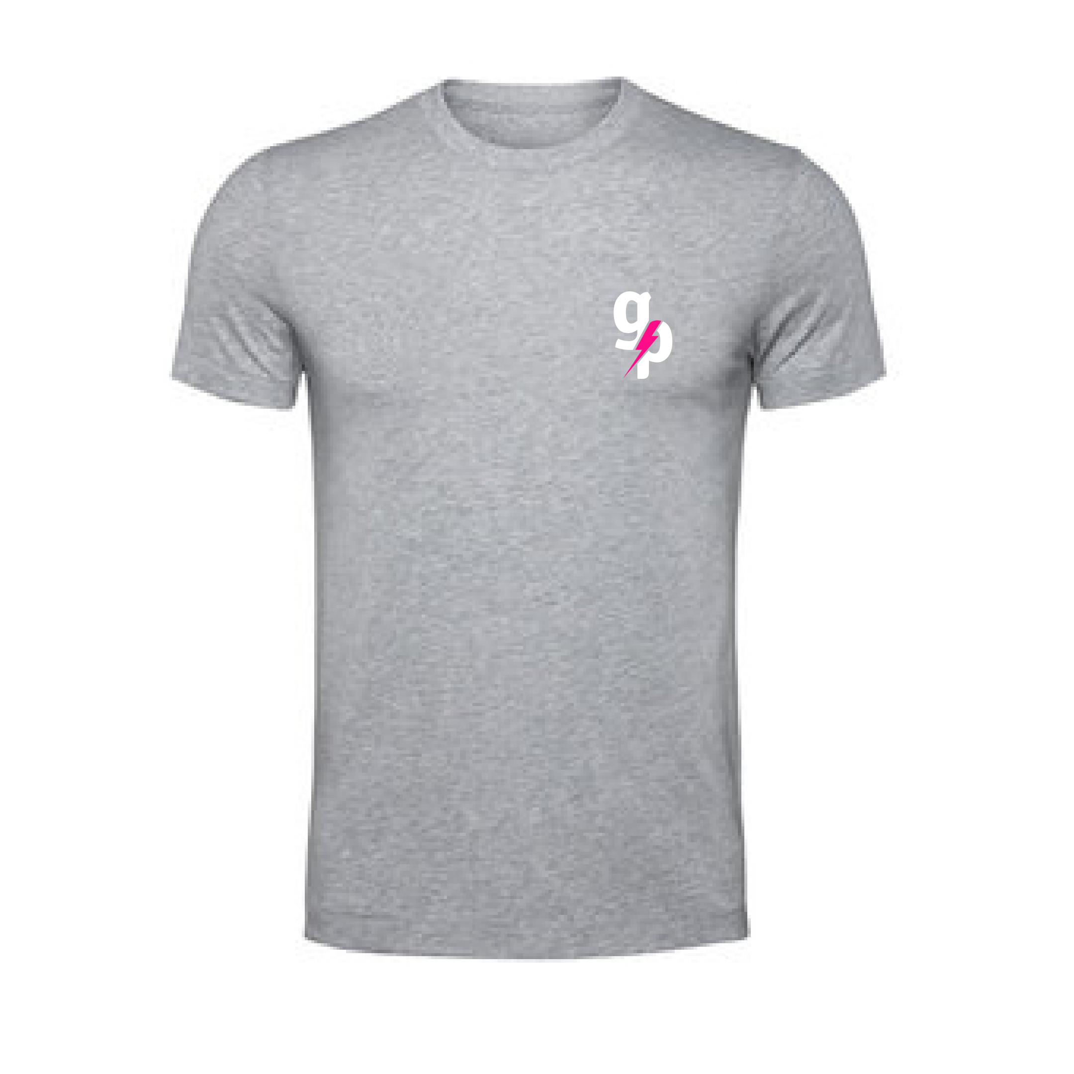 Goal Power - Classic GP Tee - Front – Pink – 2@2x