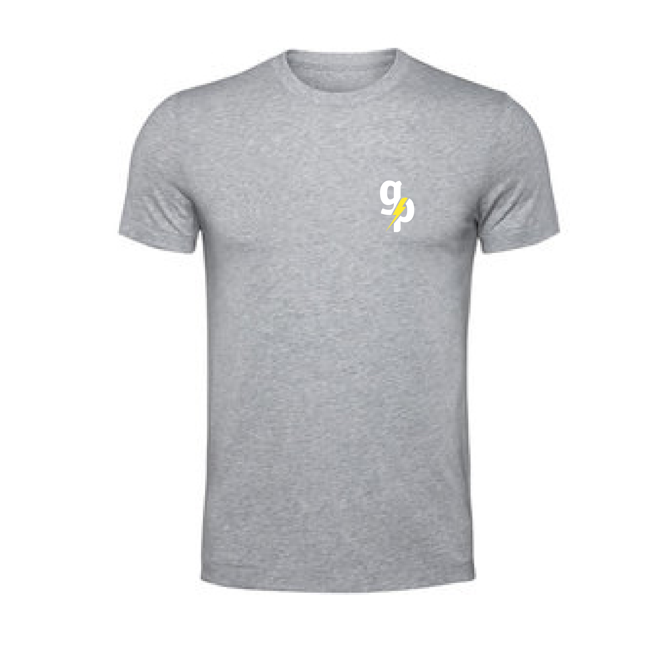 Goal Power - Classic GP Tee - Front - Yellow – 2@2x