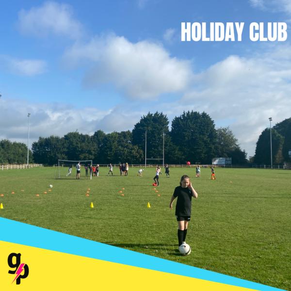 October half-term holiday club | Goal Power Coaching