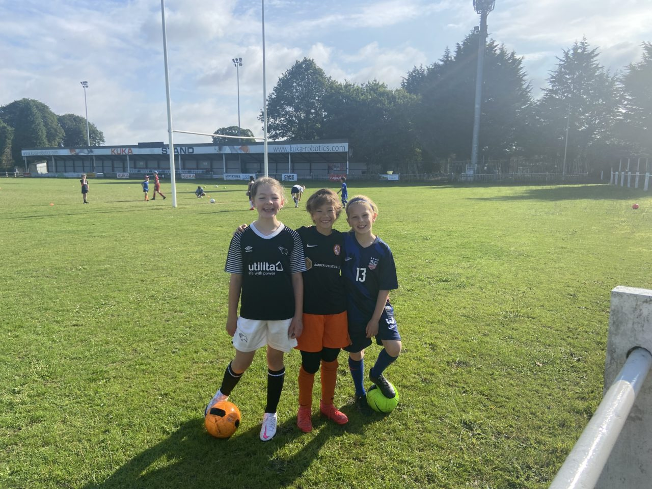 Holiday club - Rugby | Goal Power Coaching