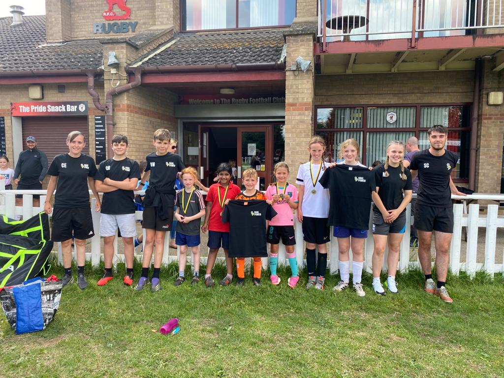 Goal Power Holiday Camp